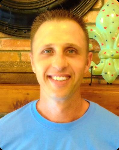 Jason Grudzien, office manager Companion Care Veterinary Clinic